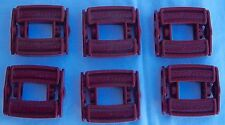 Radio Flyer RED 3 Sets (6) Replacement Pedals Tricycle Trike 33 34 34P, 34T NEW