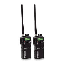 Midland 75-822 Portable / Mobile CB Radio 40-Channels 5 Memory Channels 2 pack