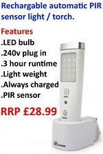 AP Emergency Sensor Light and Torch Rechargeable
