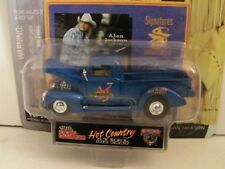 Racing Champions 1:64 Alan Jackson Hot Country Steel Die Cast Pick-up Issue #12