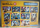 AMAZING WALL E 10 PUZZLE SET 9 TO 60 PIECES EVE M O CLEMENTONI NEW SEALED MISB !
