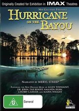 IMAX - Hurricane On The Bayou (DVD) Documentary [All Regions] NEW/unSEALED