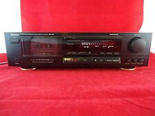 Denon DRR-680 AUDIO / STEREO CASSETTE TAPE DECK PLAYER/RECORDER AUTO REVERSE