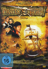 DVD NEU/OVP - Pirates Of Treasure Island - Lance Henriksen & Tom Nagel
