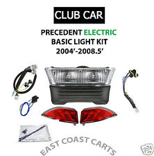 Club Car Precedent LIGHT KIT (2004'-2008.5') ELECTRIC Golf Carts Plug & Go Kit