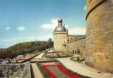 BR47290 Chateau de Hautefort Perigord les parteres de fleurs      France
