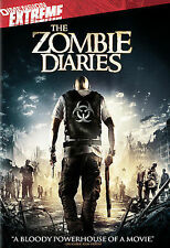 Zombie Diaries (DVD, 2008) Disc Only Movie- Free Shipping!