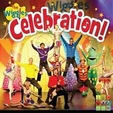 WIGGLES CELEBRATION CD NEW