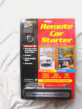 AUTOCOMMAND REMOTE CAR STARTER 2600 CAR FINDER HEADLIGHT CONTROL PANIC ALARM