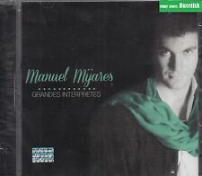 Manuel Mijares Grandes Interpretes CD New Nuevo Sealed