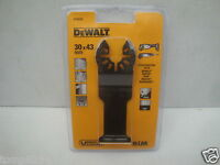 DEWALT DT20701 WOOD WITH NAILS BLADE FOR OSCILLATING MULTI TOOL DCS355 & DWE315