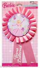 BARBIE Perennial Princess GUEST OF HONOR RIBBON ~ Birthday Party Supplies Favors
