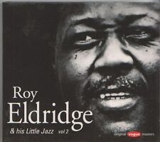 ROY ELDRIDGE CD LITTLE JAZZ VOL.2
