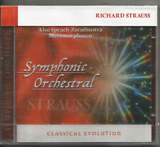 SYMPHONIC ORCHESTRAL - RICHARD STRAUSS - ALSO SPRACH ZARATHUSTRA / METAMORPHOSEN