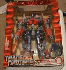 Transformers Revenge of the Fallen RotF Optimus Prime Autobot Large Figure 10""