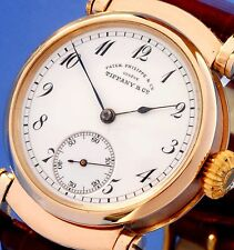 PATEK PHILIPPE & CO GENEVA SOLID 14K GOLD 21 JEWELS CHRONOMETER  - 1902