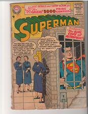 Superman 108 (1956): FREE to combine- in Fair/Good condition