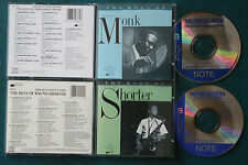 THE BEST OF THELONIOUS MONK & WAYNE SHORTER  (CD)