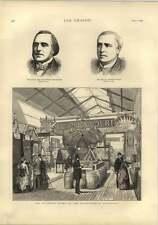 1873 Victorian Court International Exhibition Dr Auguste Nelaton Jj Coste Natura