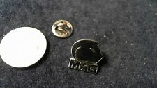 MAG Mag Light Logo Pin Badge