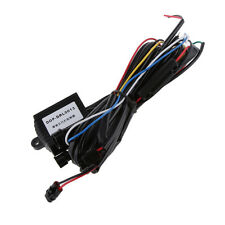 Auto Car LED Daytime Running Light Relay Harness DRL Dimmer Switch