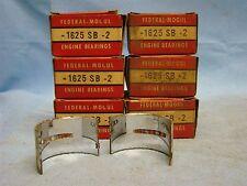 1933 - 56 Nash 218 232.6 235 252 Rod Bearing Rambler 002 USA 6 cyl Bearings