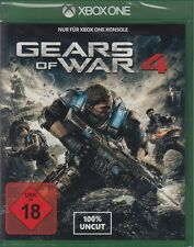 Gears of War 4 - Xbox ONE - 100% UNCUT - Neu & OVP - Deutsche Version!