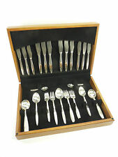 ELKINGTON Cutlery - WINCHESTER Pattern - 44 Piece Canteen Set for 6