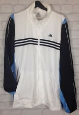 VINTAGE RETRO ADIDAS 90s GRUNGE SPORTS HIPSTER TRACKSUIT COAT JACKET TOP UK M