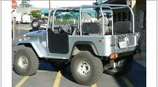 Bushwacker Toyota Land Cruiser FJ -40 Cut-Out Rear Fender Flares 30002-07