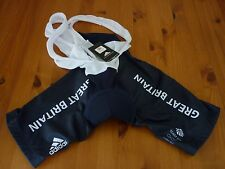 TEAM GB 2012 CYCLING BIBSHORTS SIZE XS ADIDAS BNWT