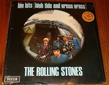 THE ROLLING STONES BIG HITS HIGH TIDE AND GREEN GRASS COLORED VINYL STILL SEALED