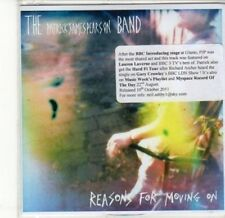 (CA651) The Patrikk James Pearson Band, Reasons For Moving On - 2011 DJ CD