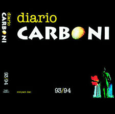 LUCA CARBONI ~ Diario Carboni 93 - 94 ~ [Digipak] CD Album + Booklet ~ GC!