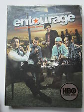 "ENTOURAGE(COMPLETE SECOND SEASON)(2006)""BRAND NEW 3-DISC BOX SET"" HBO RELEASE"