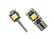 2x W5W T10 LED SMD Fußraumbeleuchtung Ford Mondeo Turnier MK3 Weiß