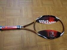 NEW Wilson K Factor K BRAVE 105 head 4 1/4 grip Tennis Racquet