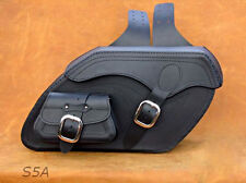 High Quality Leather Saddlebags Panniers Cases for Triumph Rocket Thunderbird