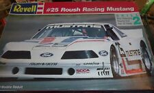 REVELL ROUSH RACING #25 IMSA MUSTANG Model Car Mountain 1/25 OPEN