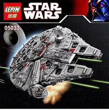 Millennium Falcon 5265 Pcs Compatible Lego Star Wars 10179 Ultimate Collector's