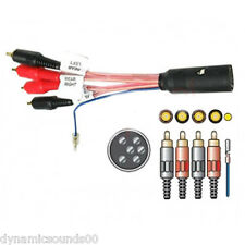 Amplified Wiring Harness Adaptor For Volvo C70, S40
