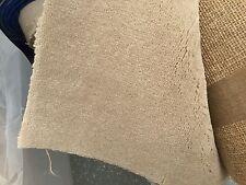 WESTEX Westend Velvet Supreme Magnolia Cream 5m x 1.9m Wool Carpet RRP £660