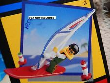 Classic Lego 1958 Windsurfer - New sealed Package c1993 - 100% Complete Vintage