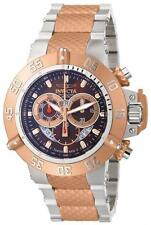 Invicta 80504 Two-tone 50mm Subaqua Noma III Swiss Chronograph Dial Mens Watch
