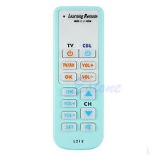 Universal Smart Remote Control Controller Learn Function For TV CBL DVD SAT L212