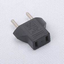 1pcs Travel Plug Charger Converter US/USA to EU EURO Standard Adapter Patchplug