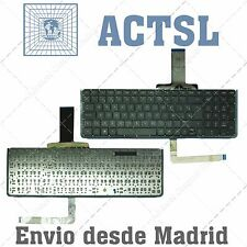 TECLADO ESPAÑOL para PORTATIL HP Envy 17-3000 Series Black (Without Frame)