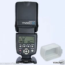 Yongnuo YN-560 III upgrade YN560 IV Wireless LCD Flash Speedlite for Canon Nikon