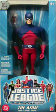 "The Atom - Justice League Unlimited JLU 10"" Action Figure DC Mattel *NEW* MIP"
