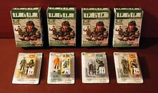 TAKARA GI JOE 40th Anniversary 1:35 Scale Miniature Mini 4 Figure Set 2004